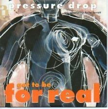 (854F) Pressure Drop, Got to be For Real - 1997 DJ CD