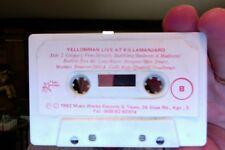 Bobby Melody- Live Stock/Yellowman- Live at Kilamanjaro- used cassette- rare?