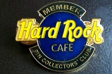 HRC Hard Rock Cafe Online 4th Year Member HRCPCC Logo 2004 LE XL Fotos