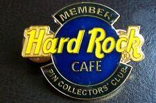 HRC Hard Rock Cafe Online 4th Year Member HRCPCC Logo 2004 LE XL Fotos