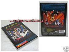 Sting Bring On The Night 2005 Taiwan Ltd DVD w/BOX