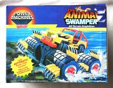 VHTF POWER MACHINES: ANIMAL SWAMPER (GALOOB, 1985). BRAND NEW IN BOX, OLD STOCK!