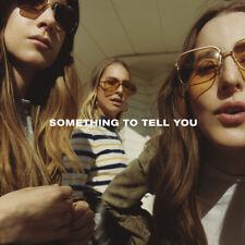 HAIM - Something To Tell You [New Vinyl LP] Download Insert