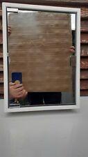 metal bathroom wall cabinet with mirror door