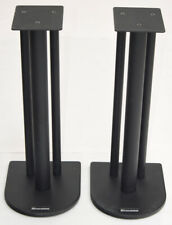 Atacama Nexus 6 Speaker Stands Black 60cm