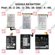 GOOGLE PIXEL - XL - 2  -2XL - 3 - 3XL - 3A - 3AXL- 4 -  4XL BATTERY Replacement