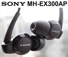 Original Ecouteurs Kit Main Libre Intra Sony MH 300 Noir Neuf Jack Micro Android