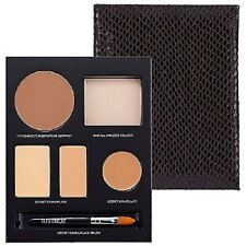 LAURA MERCIER FLAWLESS FACE BOOK NUDE Tinted moisturizer Mineral pressed powder