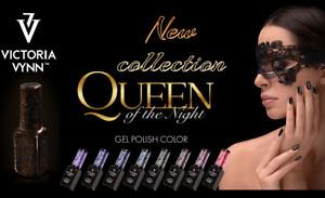 Victoria Vynn GEL POLISH Colour 271-278 Glitter Shimmer Hybrid UV/LED Soak Off