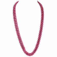 Pearl Ruby Costume Necklaces & Pendants