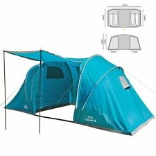 HIGHLANDER Tourist Tent 4- persons Ultralight Camping CYPRESS Teal