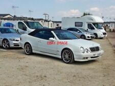 PHOTO  2001 MERCEDES 230 CLK KOMPRESSOR (MODEL W208) SUPERCHARGED 23 LITRE INLIN