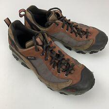 Oboz B Dry Waterproof Hiking Men's Shoes Size 11.5 Brown