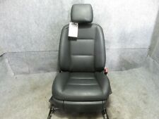 Mercedes Benz S Class S550 Bucket Seat Assembly Right RH Black 08 13 A2219109103