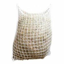 NEW Supa Stable Slow feed Haynet 3cm holes horse pony cattle hay net FREE POSTAG
