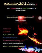 NEW!!! DIABLO 3 ps4/XBOX ONE-crociati-portali 150 100% immortale-EXTREME