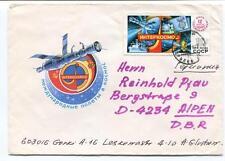 Interkosmos Mail CCCP Alpen DBR SPACE NASA