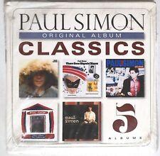 Paul Simon – Original Album Classics 88875071032 US 5CD Album Box Set