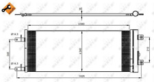 Kondensator, Klimaanlage NRF 350085