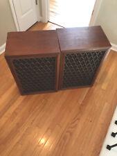 Vintage Pioneer Cs-99A Pair of 6 Driver Stereo Speakers! Original Boxes!