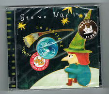 STEVE WARING - LA SORCIÈRE - 15 TRACKS - 2013 - NEUF NEW NEU