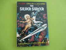 Silver Surfer-The Ultimate Cosmic Experience Hardcover Lee & Kirby