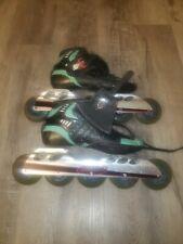 VERDUCCI inline carbon fiber Speed Skates