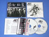 "Jet - Get Born"" JAPAN (CD+ LIVE DVD) OBI +1Bonus_WPZR-30056"