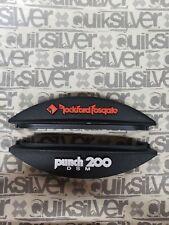 Old School Rockford Fosgate Amplifier End Caps