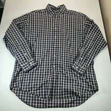 Ralph Lauren Blake Button Down Oxford 100% Cotton Shirt Men's Size L