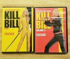 Kill Bill Volume 1 & Kill Bill Volume 2 (Dvd)