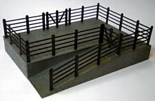 Ancorton Models Cattle Dock - Laser Cut Wood Kit OO Gauge - 95839