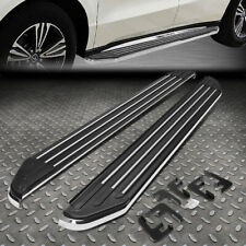 """FOR 14-19 ACURA MDX PAIR 5.5"""" WIDE ALUMINUM NERF BAR SIDE STEP RUNNING BOARDS"""