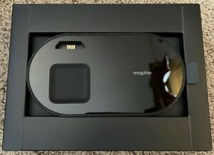 Mophie 3-in-1 Wireless Charging Pad - Black