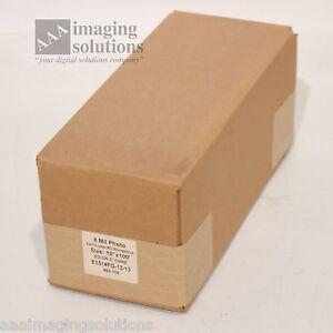 "Premier Inkjet Satin/Luster RC Photo Paper 10"" X 100' P/N: 665-104 8mil  3"" core"
