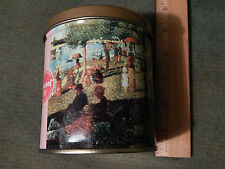 """A Sunday on La Grande Jatte"" by George Seurat (METAL TIN) Neo-Impressionist"