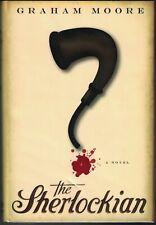 Graham MOORE / The Sherlockian Signed 1st Edition 2010
