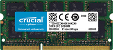 Crucial  8GB, PC3-14900 (DDR3-1866), DDR3 RAM, 1866 MHz,laptop upgrade RRP 64.99