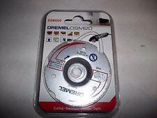 DREMEL DSM20 Multiuso Carburo Di Scarico Rotella 2615S600JA
