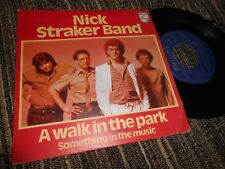 "NICK STRAKER BAND A WALK IN THE PARK/+1 45 7"" 1979 PHILIPS SPAIN SPANISH"