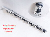 69.014.003F for Heidelberg GTO52 Gripper Bar Assembly Offset Printing Parts