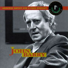 JOHN BARRY Members Edition CD 1997 TKO Records (UK) Compilation/Themes Import