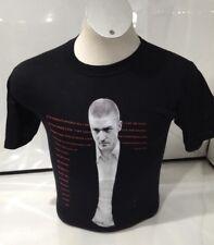 Justin Timberlake Men's Future Sex Tour T-shirt Black Medium
