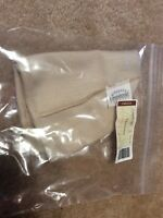 Longaberger Teaspoon Liner Only only (Oatmeal) New in Bag