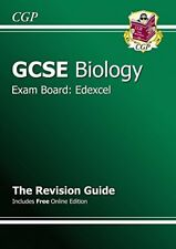 (Very Good)1847626068 GCSE Biology Edexcel Revision Guide (with online edition)