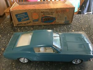 Wen-Mac Mustang with Box 1967 Mustang 2+2 Fastback