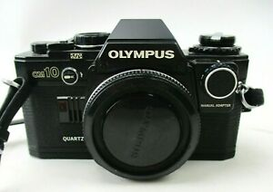 Olympus OM10 Camera Body with Manual Adapter