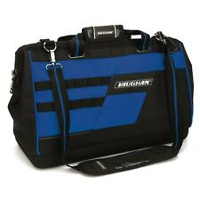 Vaughan 20 in. 11 Pocket Heavy Duty Wide Mouth Tool Storage Organizer Bag 050025