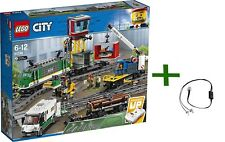 LEGO City 60198 Güterzug GRATIS LICHT LED 88005  RC Cargo Train de marchandises