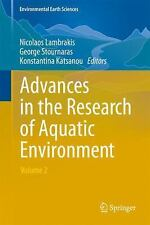 Advances in the Research of Aquatic Environment : Volume 2 (2011, Hardcover)
